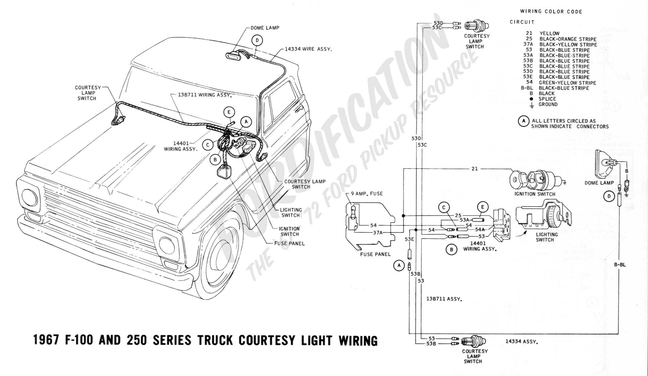 1973 ford f100 wiring diagram 1973 image wiring 1971 ford f100 wiring diagram 1971 auto wiring diagram schematic on 1973 ford f100 wiring diagram
