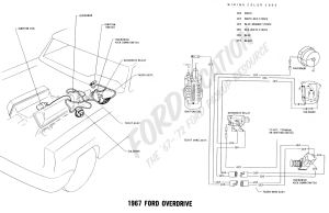 Ford Truck Technical Drawings and Schematics  Section H  Wiring Diagrams