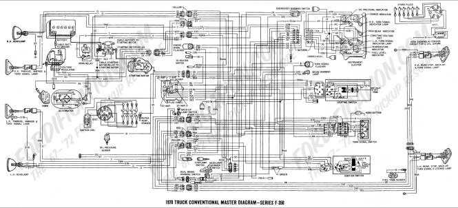 2002 ford f250 headlight switch wiring diagram wiring diagram ford ranger wiring by color 1983 1991 2106 ford headlight wiring diagram