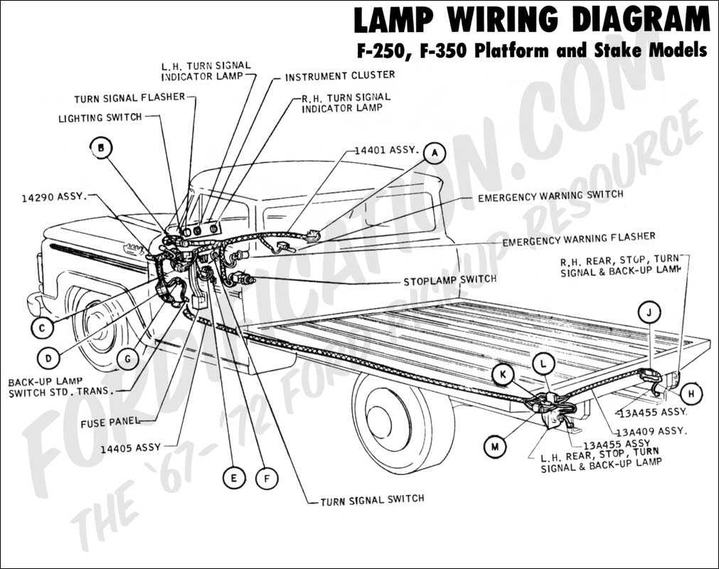 150 1977 Ford Diagrams Wire F