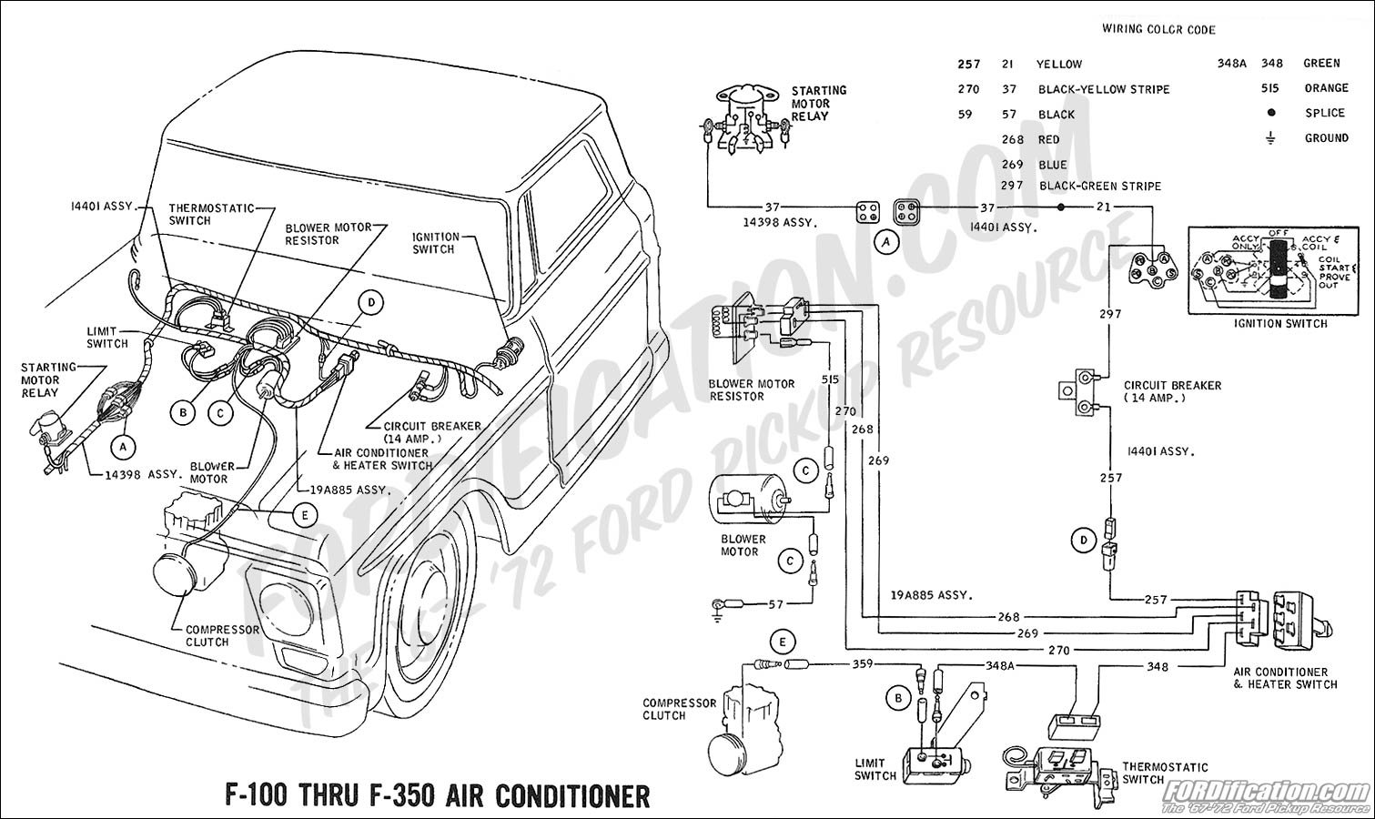Chevy C10 Wiring Diagram Air Conditioning