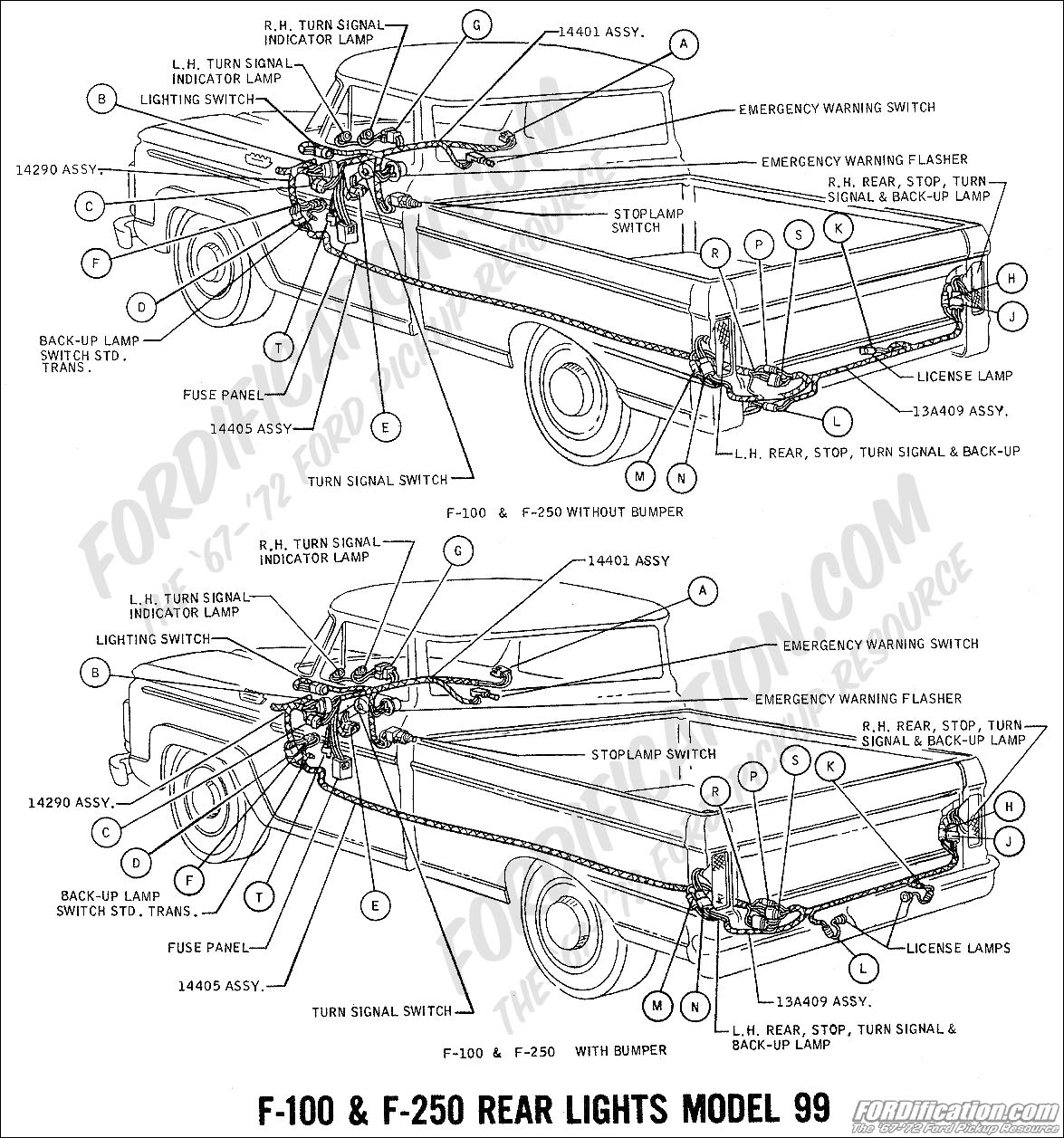 F250 Alternator Wiring Diagram