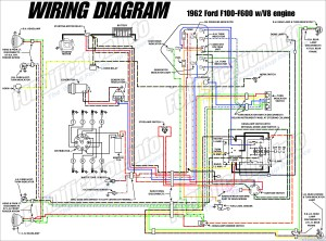 1962 Ford Truck Wiring Diagrams  FORDificationinfo  The