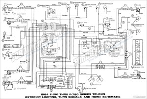 1964 Ford Truck Wiring Diagrams  FORDificationinfo  The