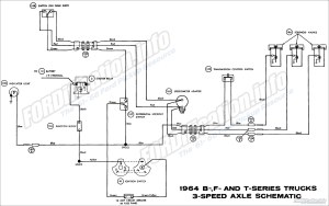 1964 Ford Truck Wiring Diagrams  FORDificationinfo  The