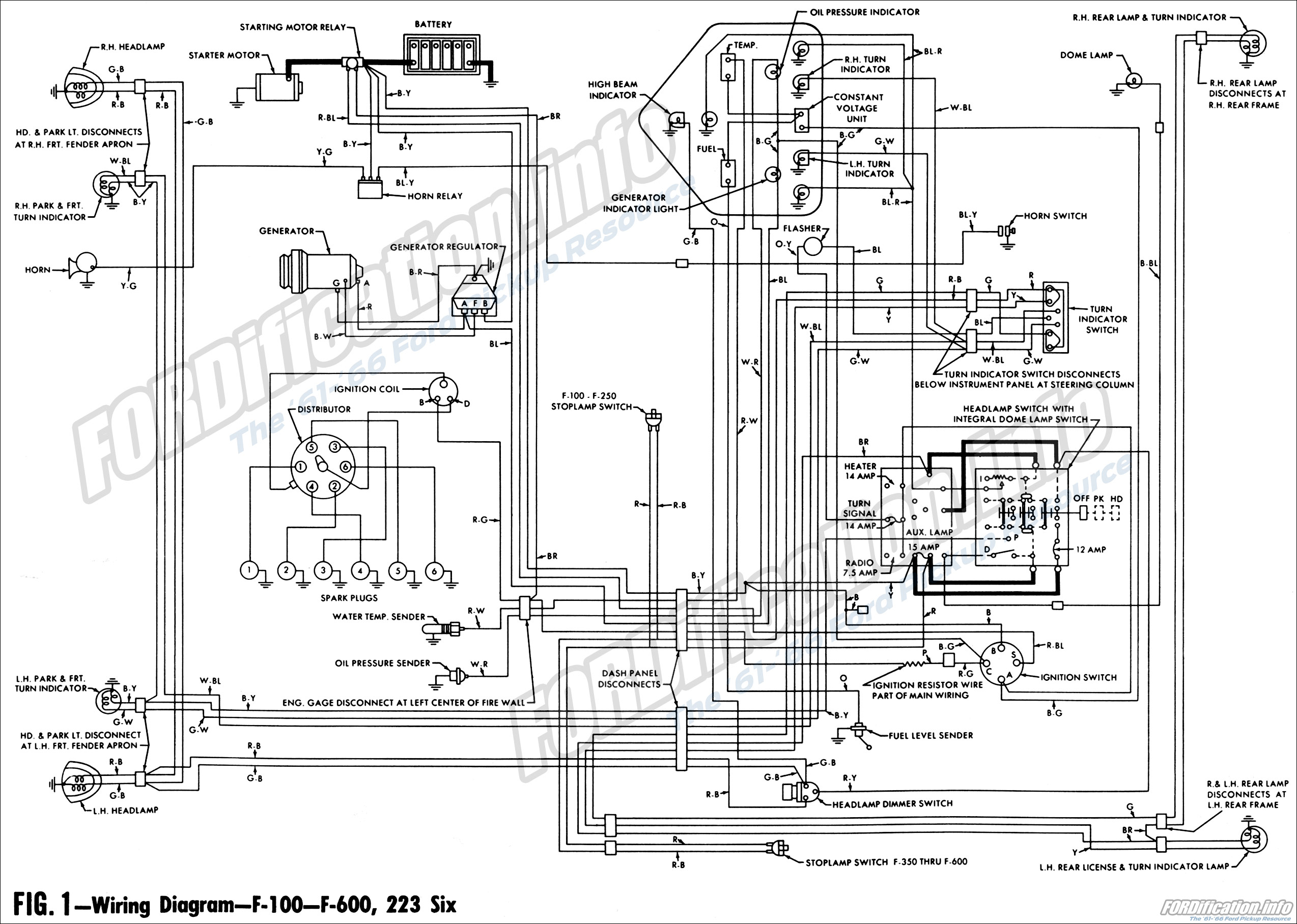 Ford 302 Engine Wiring Diagram