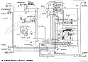 1961 Ford Truck Wiring Diagrams  FORDificationinfo  The '61'66 Ford Pickup Resource