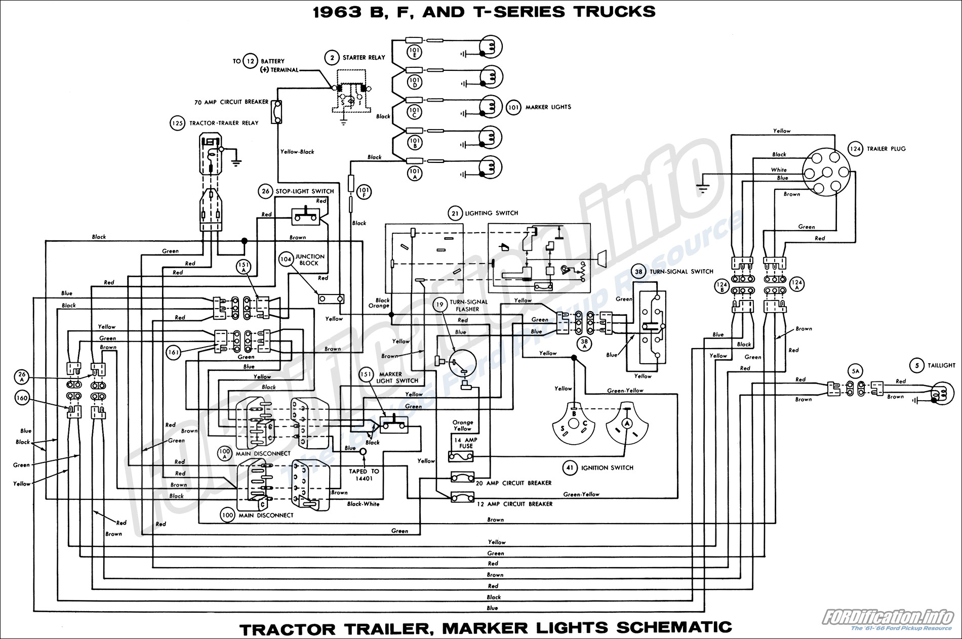 Interior Lamp Wiring