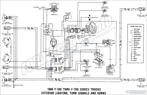 1966 Ford Truck Wiring Diagrams  FORDificationinfo  The '61'66 Ford Pickup Resource