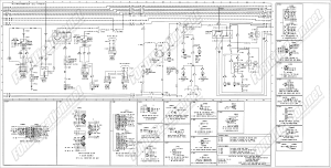 19731979 Ford Truck Wiring Diagrams & Schematics