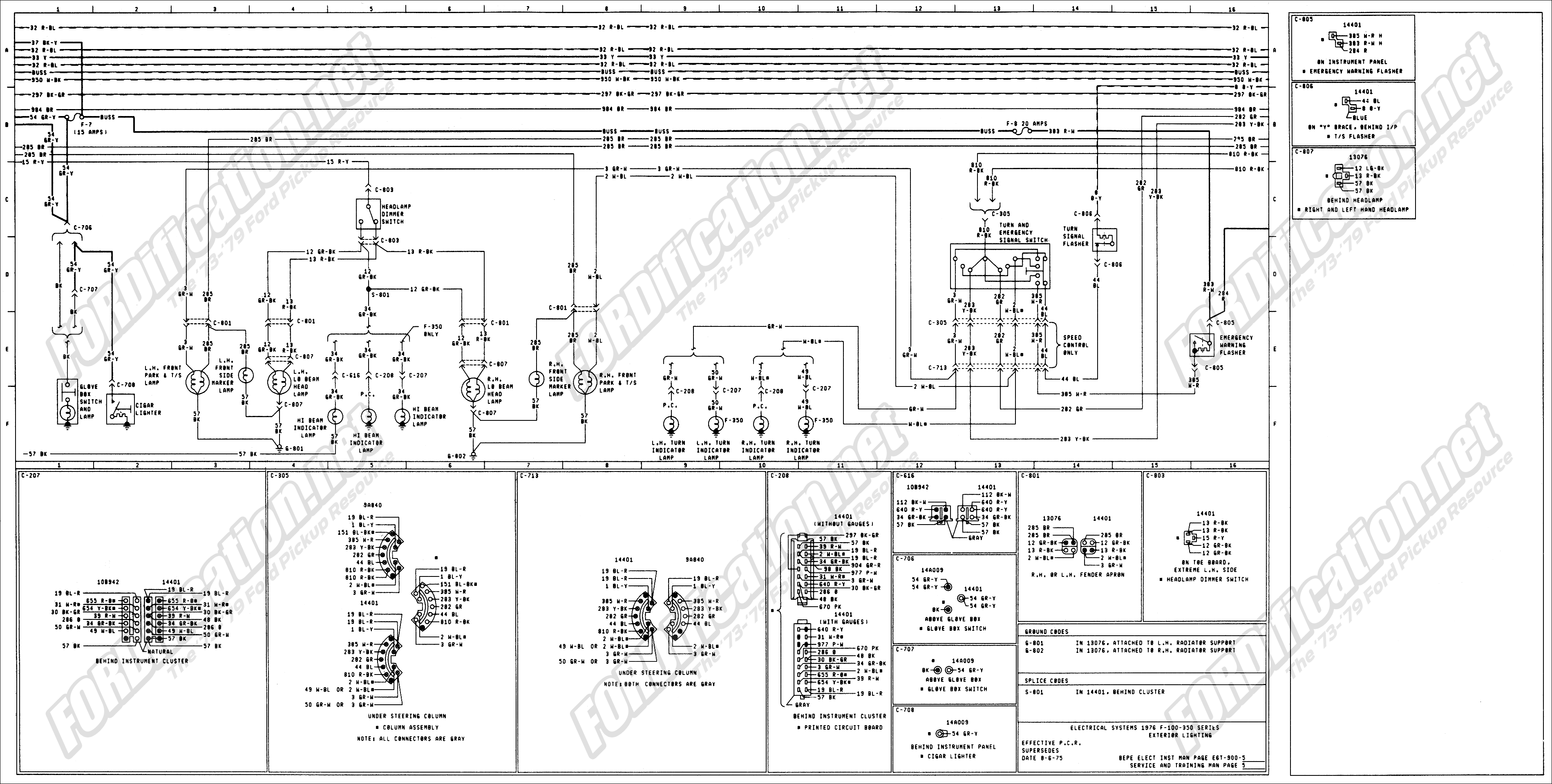 Ford F 250 Wiper Switch Wiring Diagram