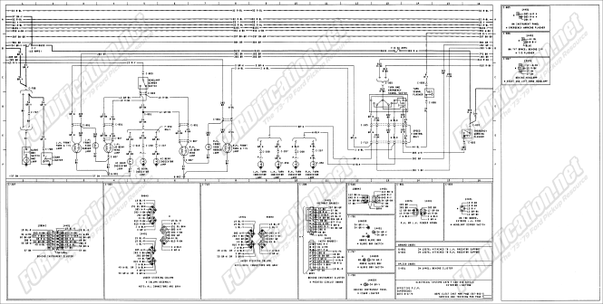 1969 Ford F100F350 Ignition, Starting, Charging, And Gauges – readingrat
