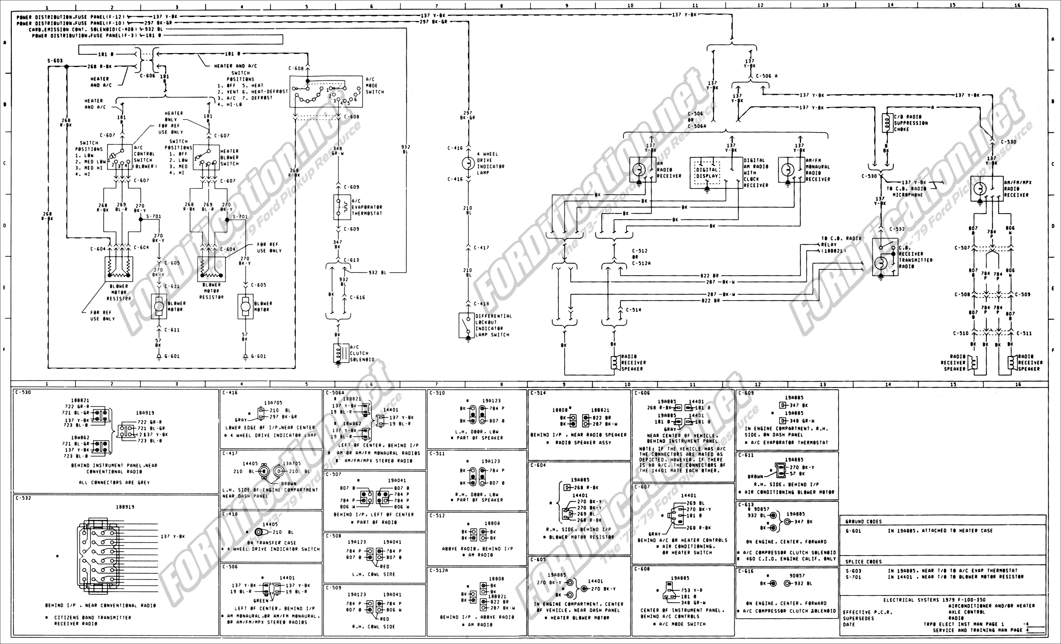 Ford Maverick Wiring Diagram