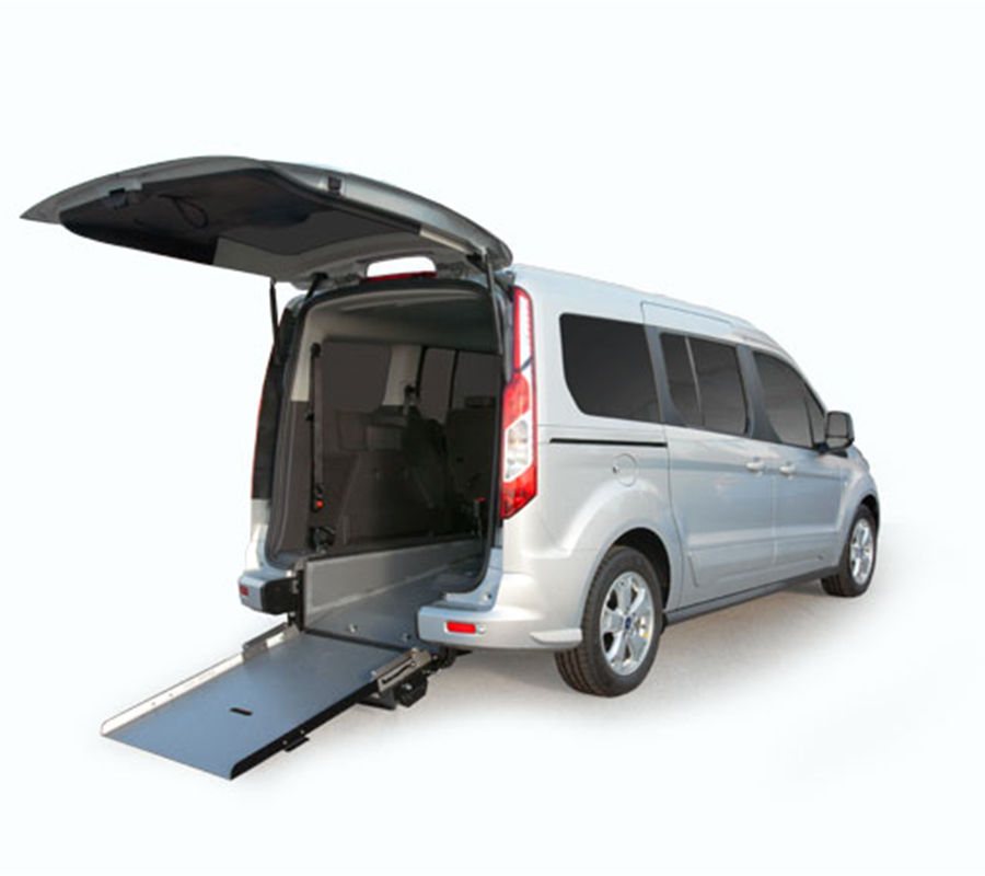 Ford Tourneo Connect Disabili