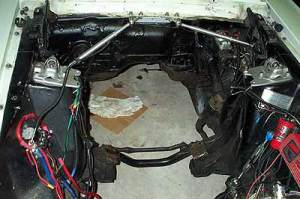 post engine bay pics here  Ford Mustang Forums : Corral