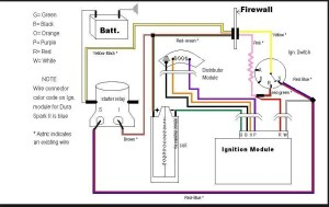 Duraspark II Wiring Question  Ford Muscle Forums : Ford Muscle Cars Tech Forum