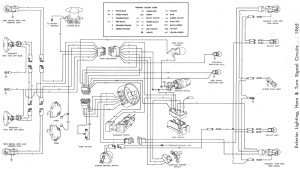 Odd turn signal problem  Ford Muscle Forums : Ford Muscle