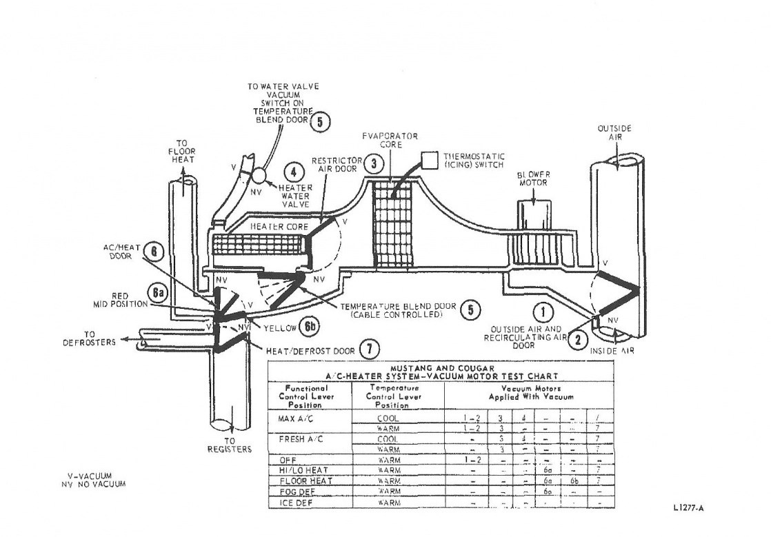 Wrg Ford Vacuum Diagram