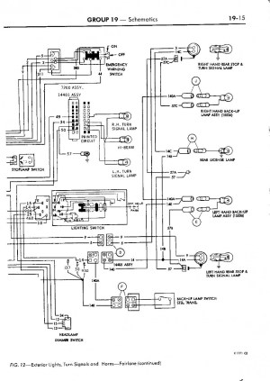 1970 Ford Torino Wiring Diagram  Wiring Diagram