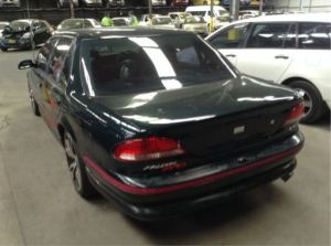 Wrecking 1996 Ford Ef Falcon Xr8, 50l V8 – Ford Pro Wreckers