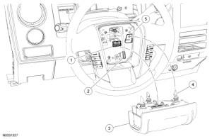 Ford F250 Body Control Module Location  Wiring Diagram