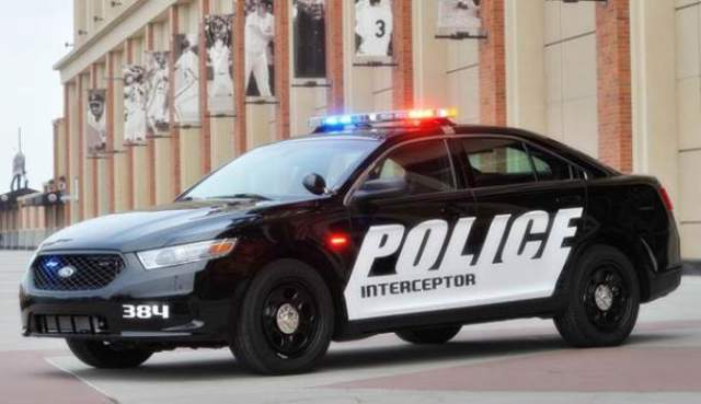 2018 Ford Crown Victoria police