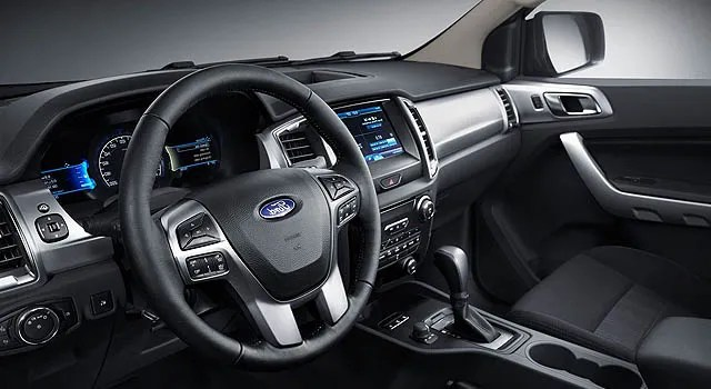 2018 Ford Everest interior - Ford Tips