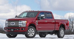 2019 Ford F-250 front side