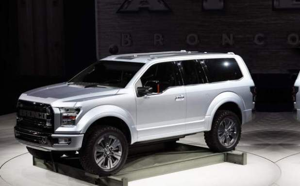 2020 Ford Bronco – What to Expect From SUV Built in ...