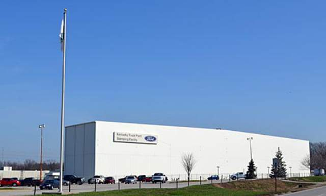 Ford Kentucky plant