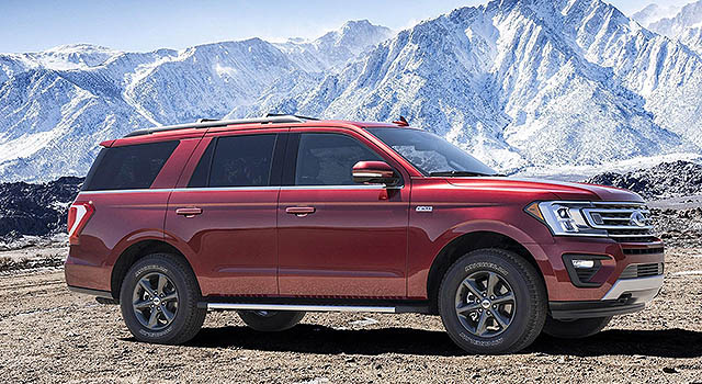 2019 Ford Expedition Changes – Diesel, Hybrid, King Ranch Trim