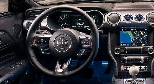 2019 Ford Mustang Bullit interior