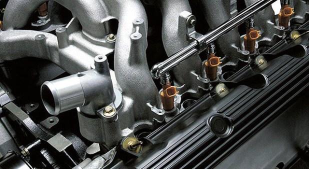 2018 Ford E-Series Cutaway engine