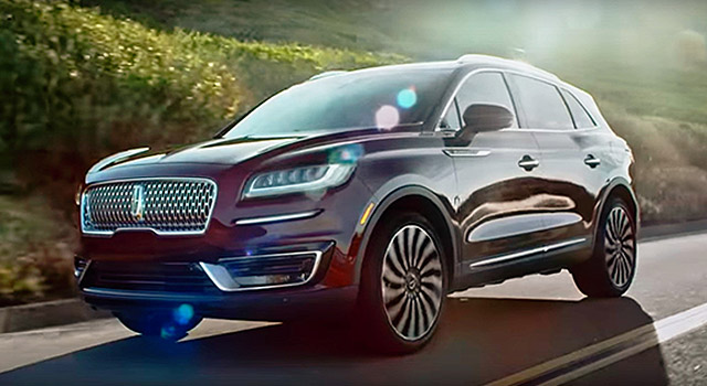 2019 Lincoln Nautilus - MKX Replacement - Ford Tips