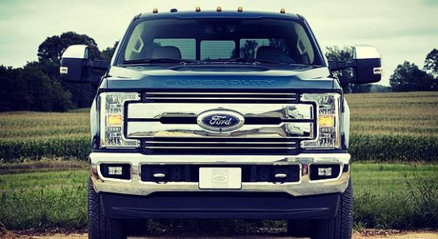 2019 Ford F-250 Diesel front