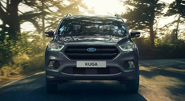 New Generation of 2019 Ford Kuga Comes with Hybrid Engine and RS Package