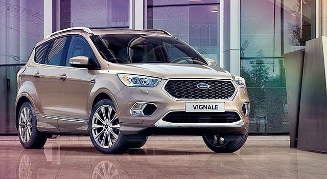 2019 Ford Kuga vignale