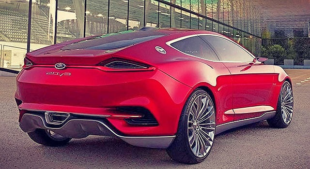 2019 Ford Thunderbird rear - Ford Tips