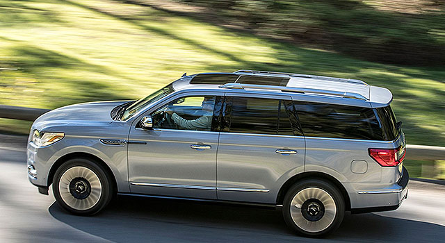 2019 Lincoln Navigator Hybrid - Ford Tips