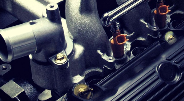 2019 Ford E-Series Cutaway engine