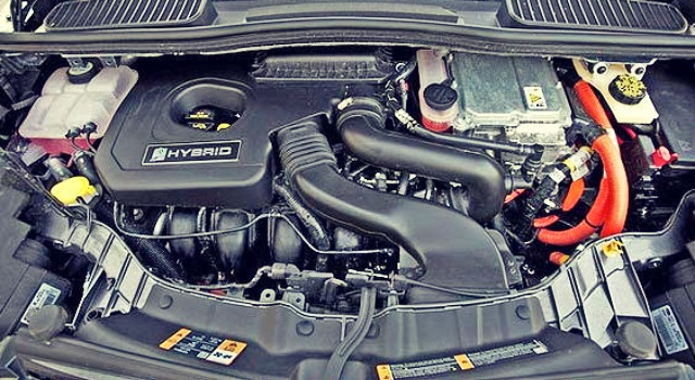 2019 Ford S-Max engine