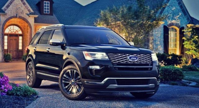 2019 Ford Explorer Hybrid Rumors - Ford Tips
