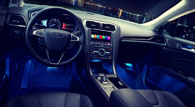 2019 Ford Mondeo And Mondeo Wagon Interior Ford Tips