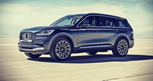 2019 Lincoln Aviator exterior