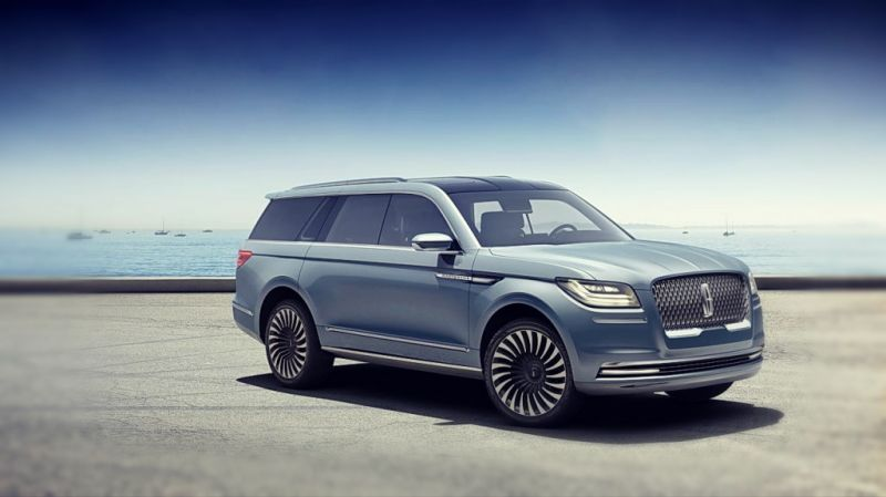 2020 Lincoln Navigator First Look Price And Specs Ford Tips