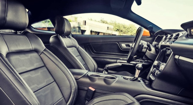 2020 Ford Mustang Shelby GT500 interior - Ford Tips