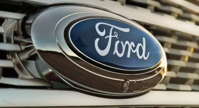 2020 Ford Expedition badge