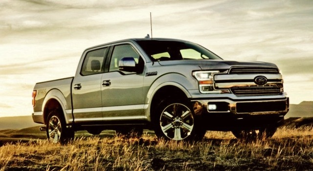 2020 Ford F-150 Hybid exterior