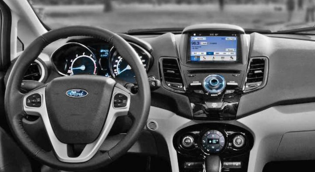 2020 Ford Fiesta interior - Ford Tips