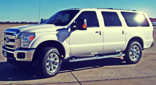 2020 Ford Excursion To Arrive With The Diesel Engine Ford Tips